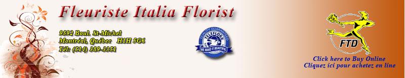 Fleuriste Italia Logo